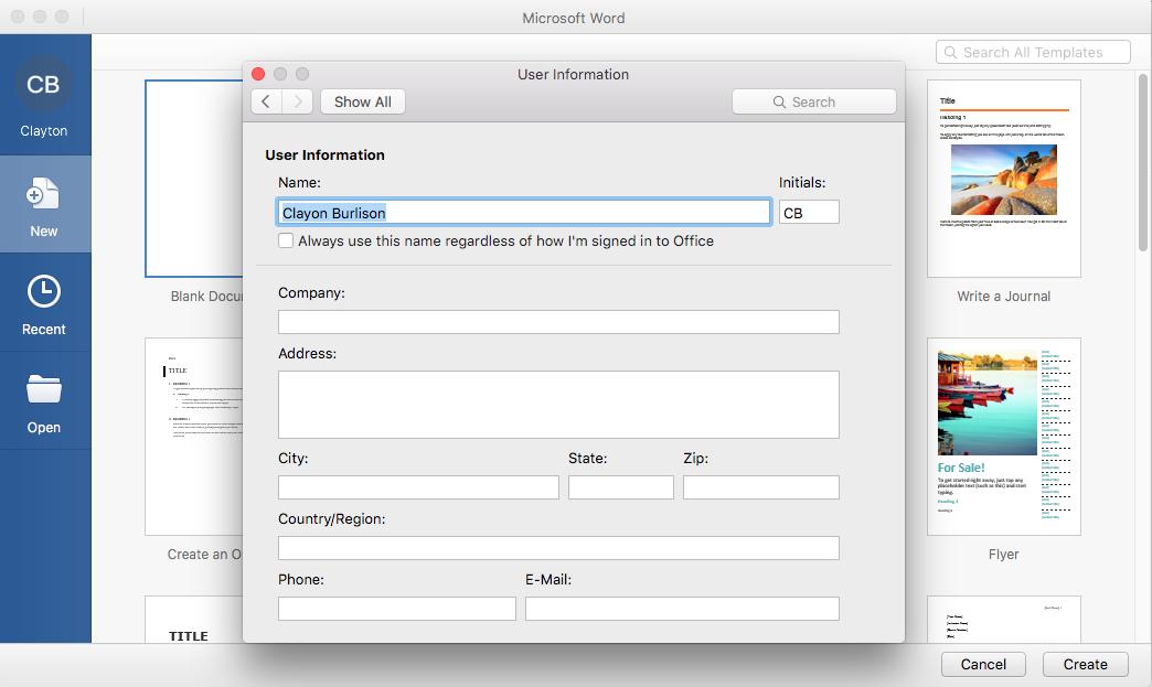 Demystify Office 2016 for Mac